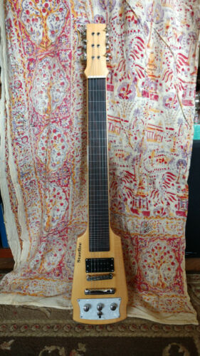 Starfire Lap Steel Guitar with Soft Case