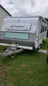 "17"" Regent Cruiser poptop caravan Kepnock Bundaberg City Preview"