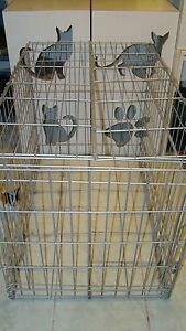 Cage chien chat