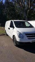 Hyundai iLoad 2009 turbo diesel Curl Curl Manly Area Preview