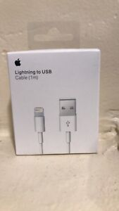 Brand new apple charger