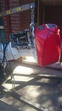 old outboard darth Vader 60 hp Langwarrin Frankston Area Preview