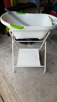 Baby Bath with Stand and Drain Pipe