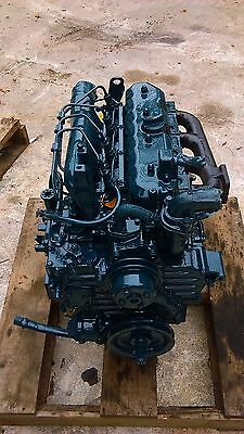 New Holland - Kubota Diesel Engine - Used