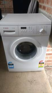 Bosch Classixx 1200 Front Loader Washing Machine