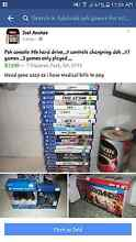Ps4 console and games Munno Para Downs Playford Area Preview