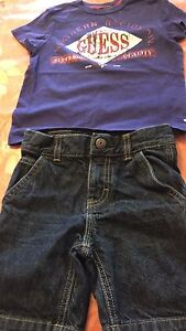 Lot of clothing for boys 4/4t