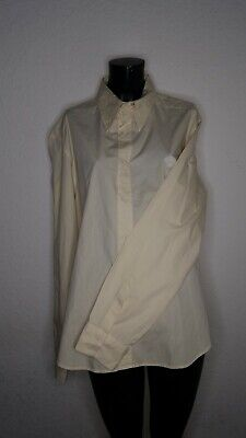 Vintage Versace Jeans Couture Men's White Button Up Long Sleeve