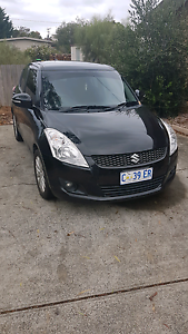 2011 Suzuki Swift GLX Hobart CBD Hobart City Preview