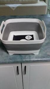 Collapsible sink and others