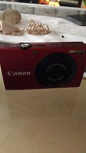 Canon Powershot A3400 IS HD Camera