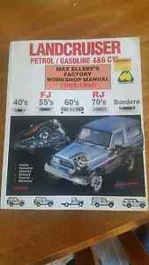 Max Ellery Landcruiser Workshop Manual. Bindoon Chittering Area Preview