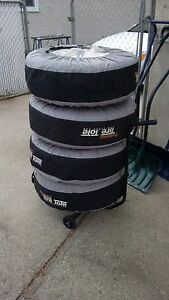 Mobile Tire Rack Strathcona County Edmonton Area image 3