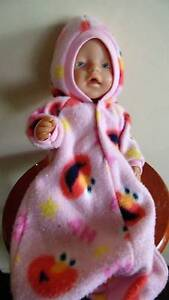 baby born doll - dressed in grow suit - good condition Oakford Serpentine Area Preview