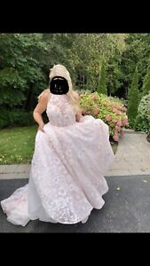 Hayley Paige Reagan gown size 14