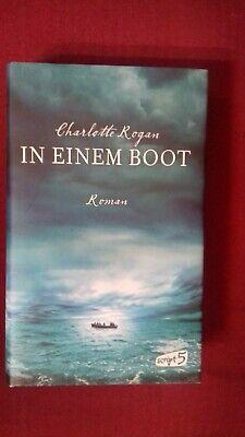 In einem Boot - Charlotte Rogan - Roman
