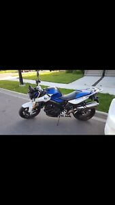 2015 BMW F800R Dynamic package like NEW