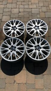 4 mags roues Volvo 17 pouces