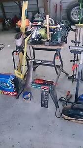 Tools belt sander circular saw jig saw many others job lot Wangi Wangi Lake Macquarie Area Preview
