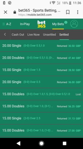 Inplay football betting strategy bet on premier league games