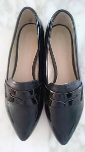 Brand new leather shoes size 6 Broadbeach Waters Gold Coast City Preview