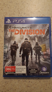 The Division PS4 Smithfield Plains Playford Area Preview