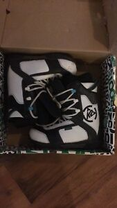 Men's Size 7 K2 Used Snowboard Boots