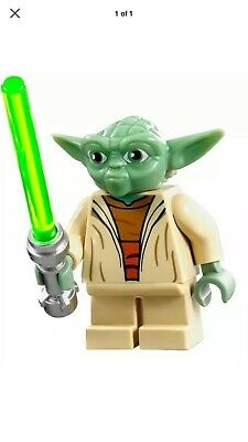 Custom Star Wars Yoda MINIFIGURE THAT GOES WITH LEGO USA SELLER