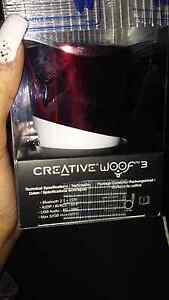 Creative woof3 Bluetooth speakers! BRAND NEW Hoxton Park Liverpool Area Preview