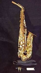 SAXOPHONE…ALTO…BUFFET CRAMPON EVETTE…PERFECT FOR BEGINNER…USED Para Hills Salisbury Area Preview