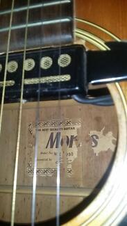 Dating morris guitars — photo 7