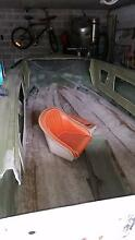 18ft savage runabout project boat Charlestown Lake Macquarie Area Preview