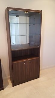 Timber cabinet Warwick Southern Downs Preview