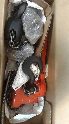 Cm Series 640 Puller Hook Mount 3 Ton 6000 Lb Capacity 8 Lift Come Along Tool