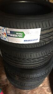 Brand new tires- 225 45 18