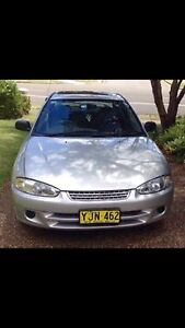 Mitsubishi Lancer ce coupe 2002 automatic sunroof, system+more Girraween Parramatta Area Preview