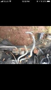 Honda CR-V / civic frt subframe