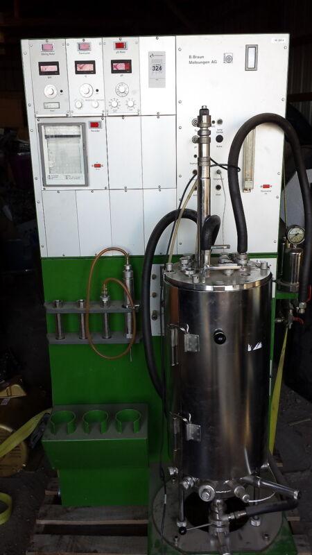 B.Braum Melsengen AG fermentor / bioreactor