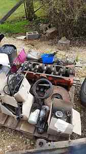 Holden 202 in bits and m20 gearbox Balhannah Adelaide Hills Preview