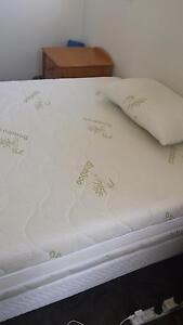 Adjustable beds, Queen Size Bamboo Memory Mattresses Carnegie Glen Eira Area Preview