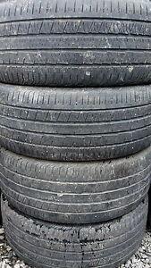 255/50R19 Continental pneus dete 120$