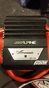 Alpine V POWER amp Bayswater Bayswater Area Preview