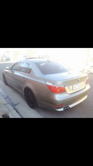 BMW E60 525i SELLING AS IS NO REG