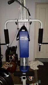 Healthstream Home Gym Set Raworth Maitland Area Preview
