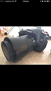 Canon 60d for sale Macquarie Fields Campbelltown Area Preview