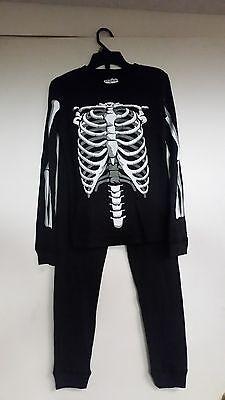 new boys joe boxer 4 pc.skeleton - Boys Skeleton Pajamas