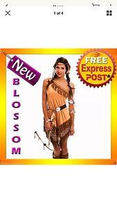 Pocahontas Costume (Small) Terrigal Gosford Area Preview
