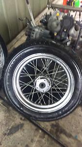 Harley Davidson front wheels X 5 Narre Warren Casey Area Preview