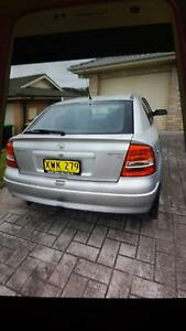 2002 Holden Astra Hatchback Rutherford Maitland Area Preview
