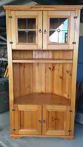 Corner tv cabinet cupboard( Russette furniture) Auchenflower Brisbane North West Preview